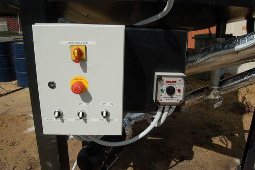 Emulsion Pump Controller