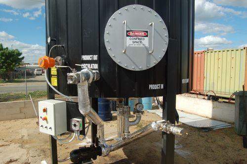 Australian Made Emulsion Tanks