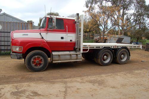 Truck Trays