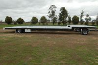 2 Axel Dog Trailers