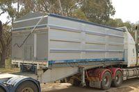 Custom built Grain Bin for Sale