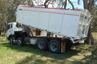 Grain Tipper body for sale