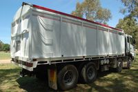 Grain bin built for Truck Tray for Sale