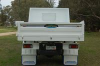 Builds of truck bodies and their bins.