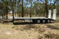 Tri Axle Tag Trailers