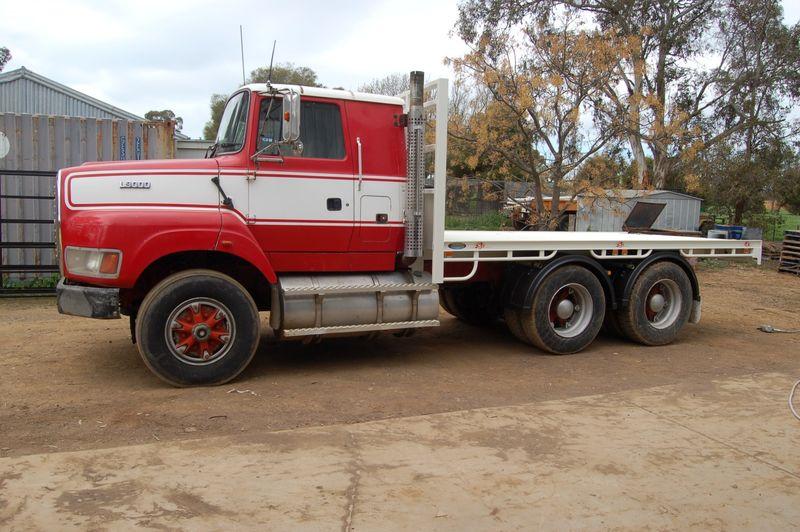 Custom Built Truck Tray