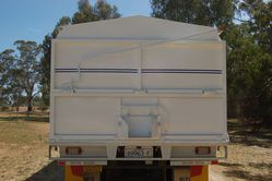 Custom Made Truck Trays and Bins