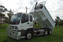 Hardox North Star Truck Tippers