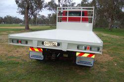 North Star Custom Built Truck Trays