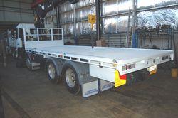 North Star Flat Top Truck Trays