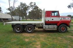 North Star Truck Tray