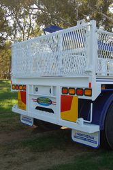 Three Axle Dog Trailer