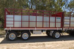 3 Axle Dog Trailer NorthStar