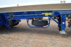 Tyre Carrier Semi Tippers